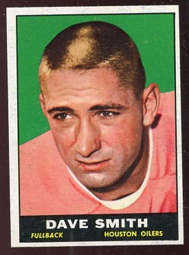 1961 Topps #141 - Dave Smith - nm+