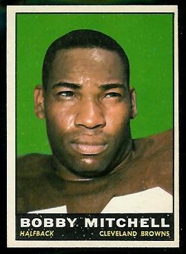 1961 Topps #70 - Bobby Mitchell - nm