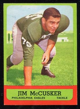 1963 Topps #116 - Jim McCusker - nm