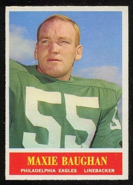 1964 Philadelphia #128 - Maxie Baughan - nm+