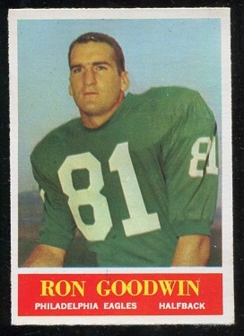 1964 Philadelphia #133 - Ron Goodwin - nm-mt
