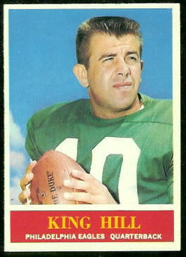 1964 Philadelphia #134 - King Hill - nm