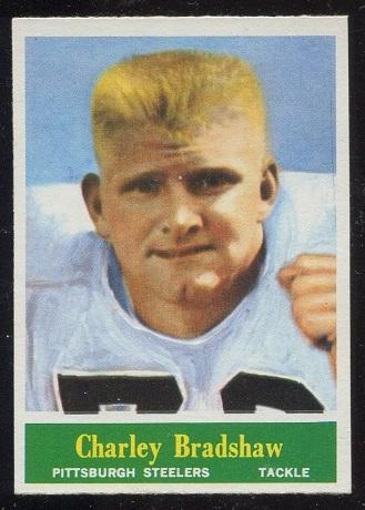 1964 Philadelphia #142 - Charlie Bradshaw - nm