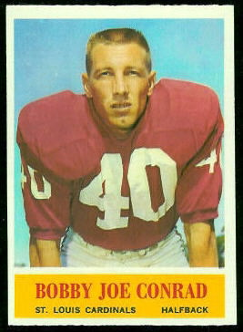 1964 Philadelphia #170 - Bobby Joe Conrad - nm