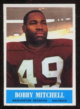 1964 Philadelphia #189 - Bobby Mitchell - nm