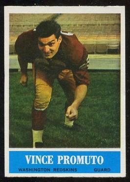 1964 Philadelphia #191 - Vince Promuto - nm