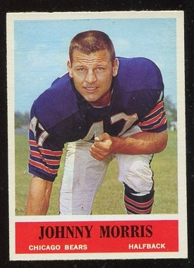 1964 Philadelphia #22 - Johnny Morris - nm