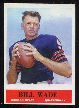 1964 Philadelphia #26 - Bill Wade - nm-mt