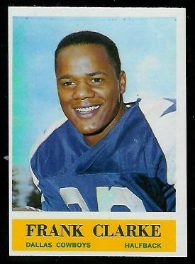 1964 Philadelphia #44 - Frank Clarke - nm+ oc