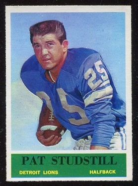 1964 Philadelphia #67 - Pat Studstill - nm-mt