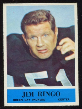 1964 Philadelphia #78 - Jim Ringo - nm-mt