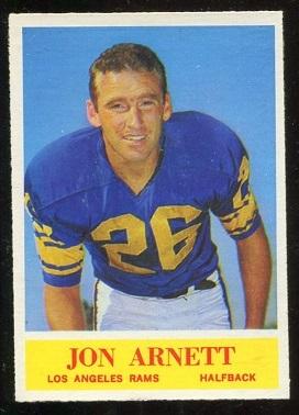1964 Philadelphia #85 - Jon Arnett - nm