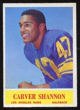 1964 Philadelphia #94 - Carver Shannon - nm+
