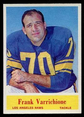 1964 Philadelphia #95 - Frank Varrichione - nm
