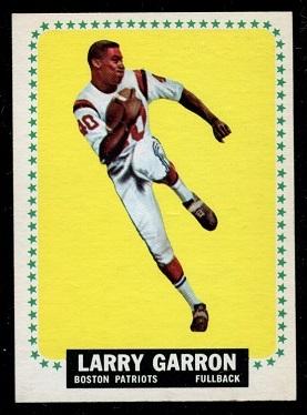 1964 Topps #10 - Larry Garron - nm