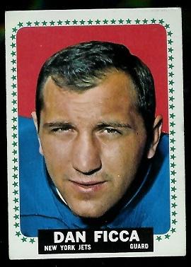 1964 Topps #112 - Dan Ficca - ex