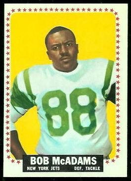 1964 Topps #118 - Bob McAdams - nm