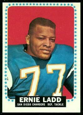 1964 Topps #163 - Ernie Ladd - nm