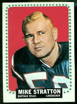 1964 Topps #39 - Mike Stratton - nm