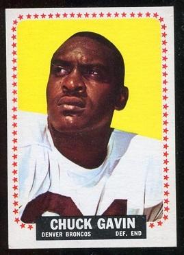 1964 Topps #46 - Chuck Gavin - nm