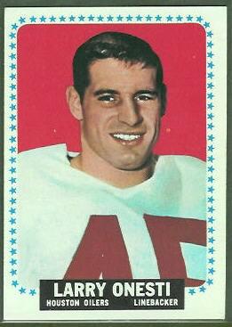 1964 Topps #81 - Larry Onesti - nm