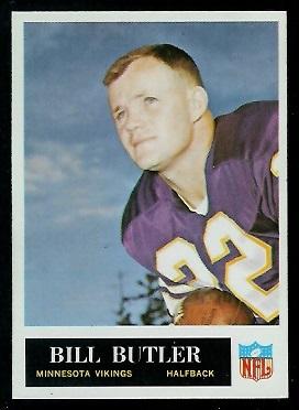 1965 Philadelphia #103 - Bill Butler - nm