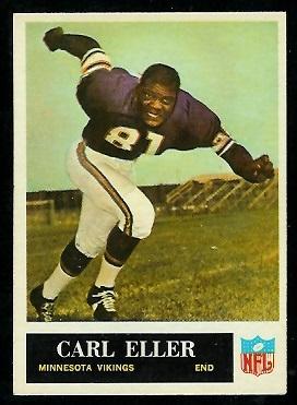 1965 Philadelphia #105 - Carl Eller - vg-ex