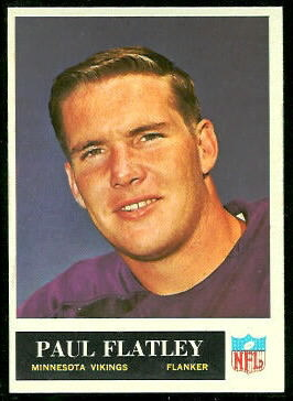 1965 Philadelphia #106 - Paul Flatley - nm+