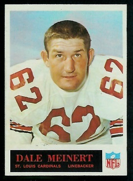 1965 Philadelphia #165 - Dale Meinert - nm