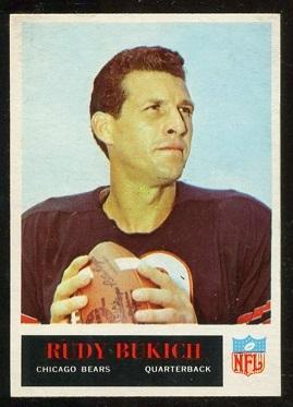 1965 Philadelphia #18 - Rudy Bukich - nm