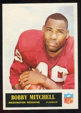 1965 Philadelphia #191 - Bobby Mitchell - nm-mt