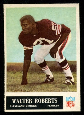 1965 Philadelphia #38 - Walter Roberts - nm