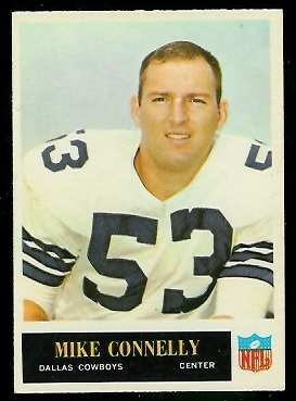 1965 Philadelphia #45 - Mike Connelly - nm
