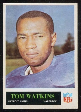 1965 Philadelphia #69 - Tom Watkins - nm+