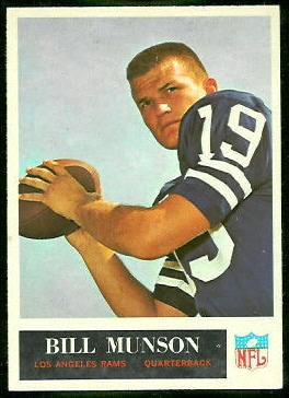 1965 Philadelphia #93 - Bill Munson - nm