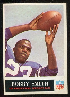 1965 Philadelphia #95 - Bobby Smith - nm+
