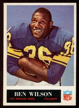1965 Philadelphia #97 - Ben Wilson - nm