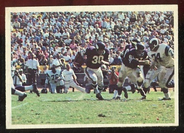 1966 Philadelphia #117 - Vikings Play - nm