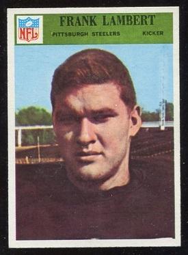 1966 Philadelphia #151 - Frank Lambert - nm