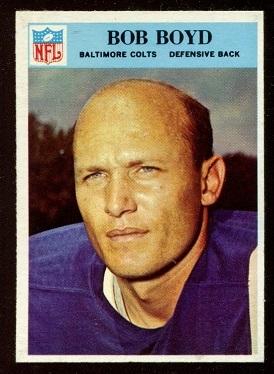 1966 Philadelphia #16 - Bob Boyd - nm