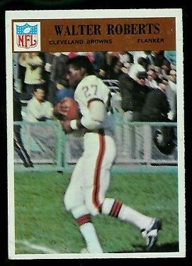 1966 Philadelphia #48 - Walter Roberts - exmt