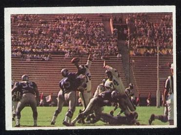 1966 Philadelphia #78 - Lions Play - exmt
