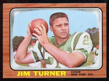 1966 Topps #103 - Jim Turner - nm