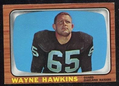 1966 Topps #111 - Wayne Hawkins - nm