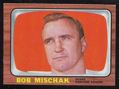 1966 Topps #113 - Bob Mischak - nm