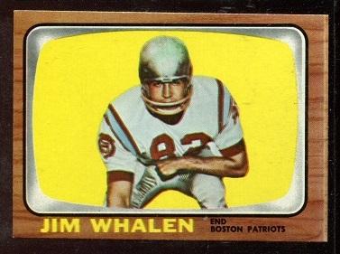 1966 Topps #14 - Jim Whalen - nm