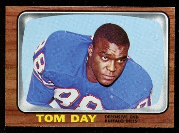 1966 Topps #22 - Tom Day - nm
