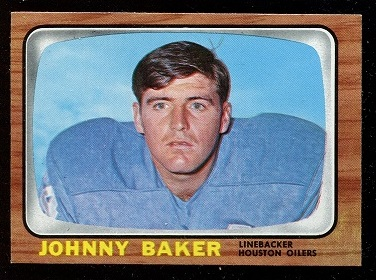 1966 Topps #47 - Johnny Baker - nm