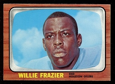 1966 Topps #55 - Willie Frazier - nm