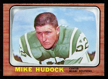 1966 Topps #79 - Mike Hudock - nm